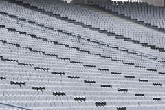 Empty Seats Wide Royalty Free Stock Image