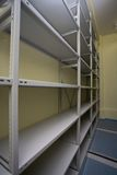 Empty shelves Stock Photography