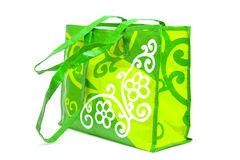 Empty shopping bag Stock Photography