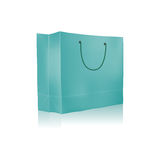 Empty Shopping Bag for advertising and branding Royalty Free Stock Photo