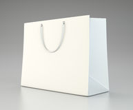 Free Empty Shopping Bag For Advertising And Branding Royalty Free Stock Images - 87488169