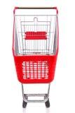 Empty a shopping cart Royalty Free Stock Photo