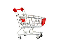 Free Empty Shopping Cart Royalty Free Stock Images - 72568569