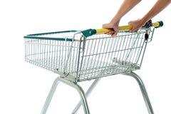 Empty shopping cart, add to cart Stock Photos