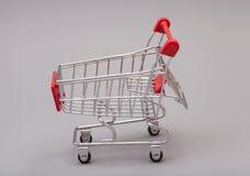 Empty Shopping Cart Royalty Free Stock Photos