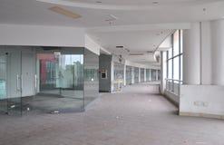 Empty Shopping Mall Stock Image