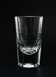 Empty Shot Glass Royalty Free Stock Image