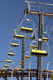 Empty Sky Lift Ride Royalty Free Stock Photos