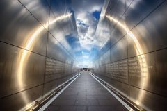 Empty Sky Memorial stock photography