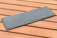 Empty Slate Royalty Free Stock Images