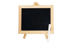 Empty small blackboard Royalty Free Stock Photos