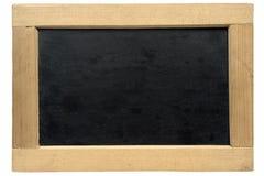Empty small chalkboard w/ Path Royalty Free Stock Photo