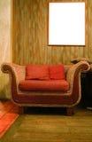 Empty sofa Stock Photo