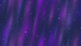 Empty Space, Blue and Lilac Seamless Loop stock video