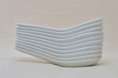 Empty spoon Royalty Free Stock Image