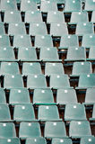 Empty sport arena seats Royalty Free Stock Images