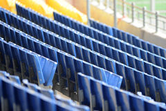 Empty Stadium Royalty Free Stock Photography