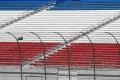 Empty stadium Stock Photo