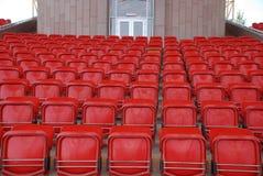 Free Empty Stadium Seats Royalty Free Stock Photo - 5628745