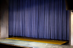 Empty stage Royalty Free Stock Photo