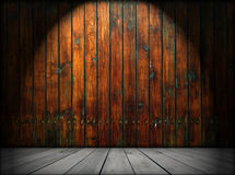 Empty Stage With Spotlight Royalty Free Stock Image