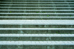 Empty stairs Royalty Free Stock Photo
