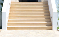 Empty stairs Royalty Free Stock Images