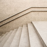 Empty stairway Royalty Free Stock Photos