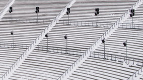 Empty Stands Royalty Free Stock Image