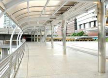 Empty station Royalty Free Stock Photography