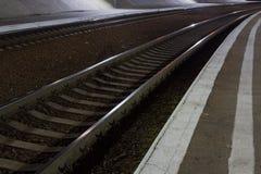 empty station Στοκ εικόνες με δικαίωμα ελεύθερης χρήσης