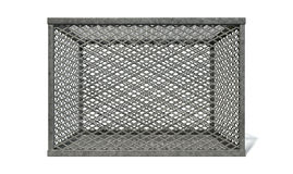Empty Steel Cage Stock Images