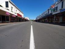 Empty Street Stock Images