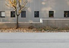 Empty Street stock photos