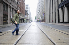 Empty streets. Stock Photography