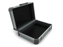 Empty suitcase Royalty Free Stock Photography