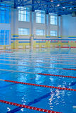 Empty swiming pool Royalty Free Stock Images