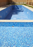 Empty swimming pool Royalty Free Stock Images