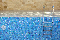 Empty swimming pool Stock Images