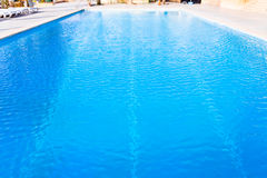 Empty swimming pool Royalty Free Stock Photo