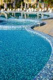 Empty swimming pool Royalty Free Stock Photos