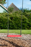 Empty swing Royalty Free Stock Photography
