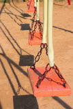 Empty Swing Royalty Free Stock Image