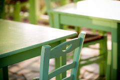 Empty table Royalty Free Stock Photography