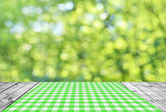 Empty table Royalty Free Stock Images