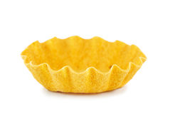 Empty tartlet Stock Photos