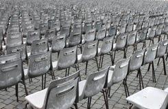 Empty theater Stock Photo