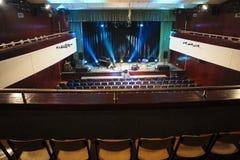 Empty theatre Stock Photography