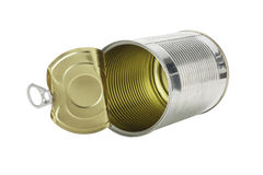Empty Tin Can Stock Images
