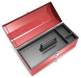 Empty Toolbox. Stock Photography